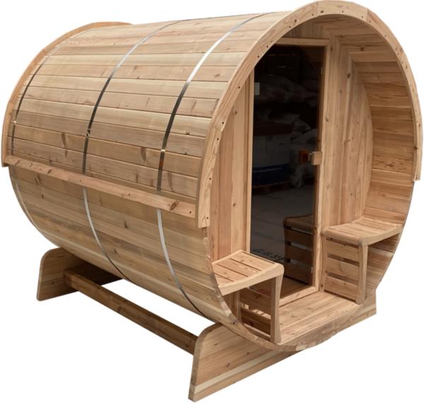 Fass Sauna 4 Personen 169x185x205_1