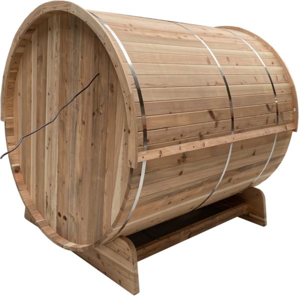 Fass Sauna 4 Personen 169x185x205_3