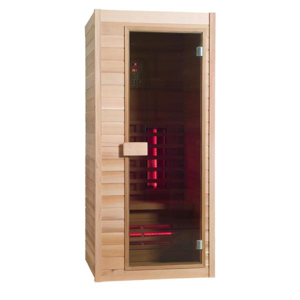 Infrarot Sauna Classic 1 Person_a