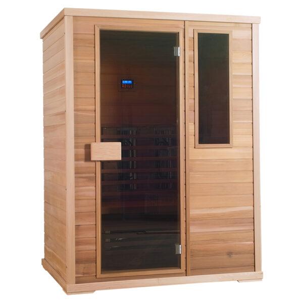 Infrarot Sauna Classic 4 - 3 Personen_a