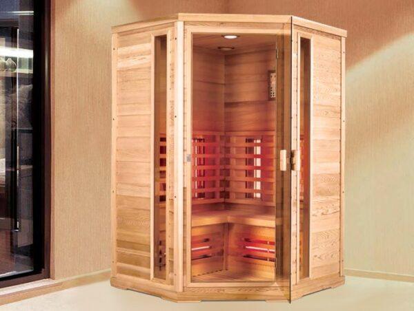 Infrarot Sauna Classic 4 Personen_3b-base