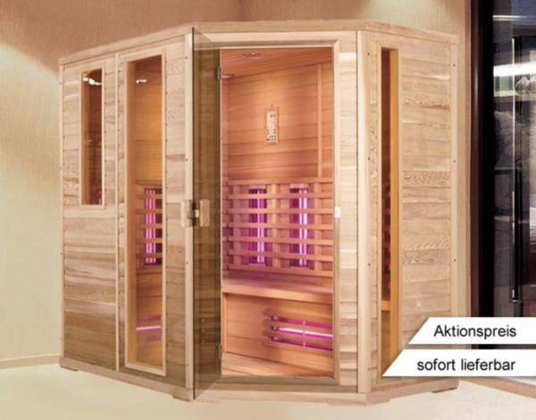 Infrarot Sauna Classic 5 - 7 Personen rechts