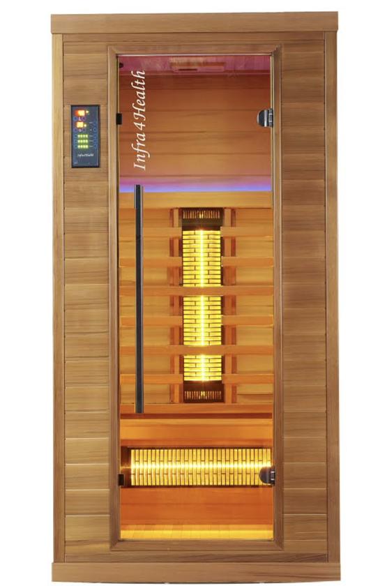 Infrarot Sauna 1 Person Infra 4 Health_vorn