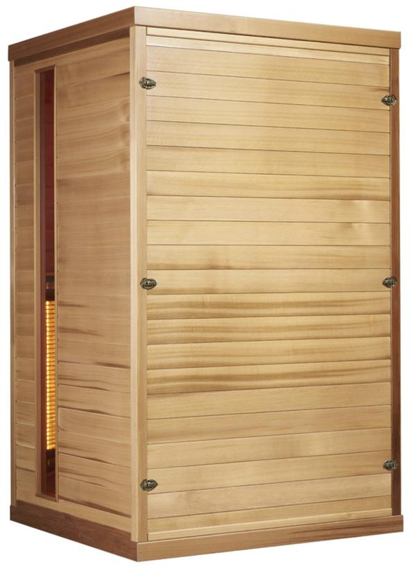 Infrarot Sauna 2 Personen Infra 4 Health_hinten1