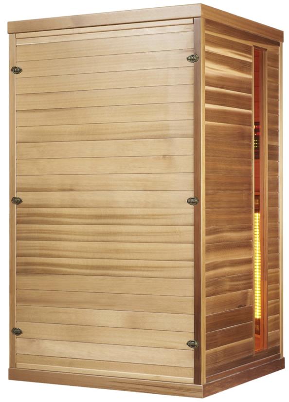 Infrarot Sauna 2 Personen Infra 4 Health_hinten2