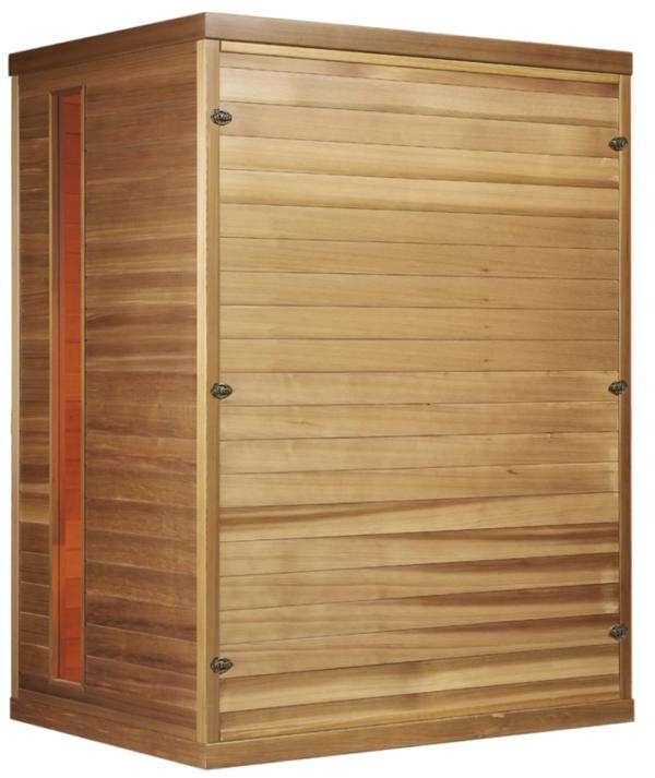 Infrarot Sauna 3 Personen Infra 4 Health_hintenlinks