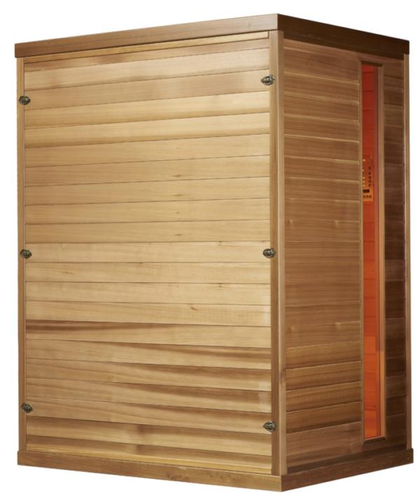 Infrarot Sauna 3 Personen Infra 4 Health_hintenrechts
