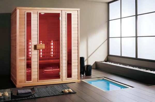 Infrarot Sauna Classic 4 Personen_classic-6_base