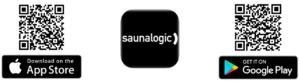 QR-Code für Saunalogic